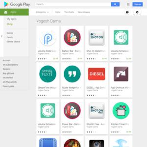 Google Play Yogesh Dama