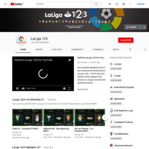 LaLiga 123