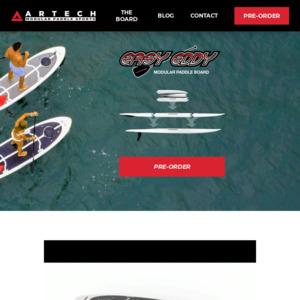 easyeddypaddleboards.com
