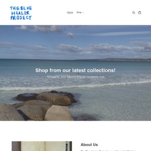 thebluehealerproject.com