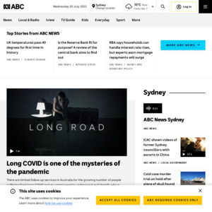 ABC - Australian Broadcasting Corporation