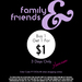 Novo Shoes - Buy One Get One for $1 Family & Friends Offer - Instore & Online