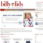15% OFF STOREWIDE @ BillyLids- ONLINE SHOPPING for Babies, Toddlers & Kids Clothing & Products