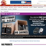 OzBargain Exclusive - Samsung 840 SSD + NAS & N40L, N54L, Gen8 MicroServer Combo Deals
