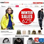 New Year Promotion, up to 62% OFF on Fashion Clothes, Phones, Watches, Free Shipping