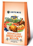 Artemis Fresh Mix Puppy (Medium/Large Breed) 13.6kg $16 OFF - Now $99.9+ $5.95 BRISBANE Delivery