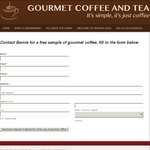 FREE Sample of Gourmet Coffee from Organo Gold