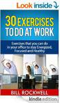 $0 eBooks- The Office Workout: 75 Exercises to Do at Your Desk + 30 Exercises to Do at Work