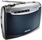 PHILIPS Portable Radio $19.98 Delivered (Save $20)  @ DSE