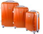 3-Piece Hardside Spinner Luggage Set $99 Delivered @Kogan