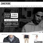 Zanerobe - 30% off Everything
