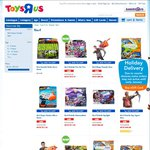 Toys R Us Nerf Sale - 25 to 30% off