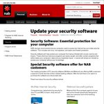 6 Months FREE TRIAL of McAfee Internet Security for NAB & Commbank Customers Only