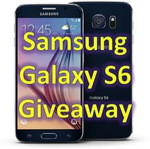Win a  Samsung Galaxy S6 (32GB, Unlocked) from Asian Geek Squad