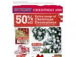 Spotlight 50% off All Christmas Decorations