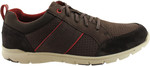 Rockport Mens Leather Lace Up Casual Shoes $79 (RRP $199.95) @ Brand House Direct