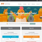 Namecheap .DESIGN Domain Registration US$1.98 (A$2.75) for First Year (95% off from US $39.88)
