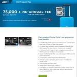 ANZ FF Black Credit Card 75,000 Bonus Qantas Points ($7,500 Spend in 3 Months) + No Annual Fee First Year