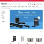 BOSE Soundtouch 130 Speaker - $1,869 ($2,199 RRP 15% off) + Bonus Wireless Speaker @ Myer