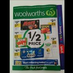 1/2 Price: Mars Ice Cream Varieties 6pk $3.99, Spam $2.45, Shapes $1.50, Kirks $4.45 @ Woolworths