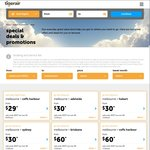 Tigerair Sale (Limited Seats) Syd↔Perth $49, Syd↔GC $19, Adel↔Bris $29, Melb↔Coffs $29