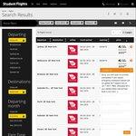 New York Return ADL/MEL/SYD/BRIS $899 (Students or under 26) Virgin Australia October-December