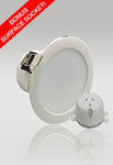 LED Downlight Kit. Warm White 3000k, IC Rated Comes with Bonus Plug Base $6.50 + Shipping @ Sparky Online