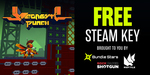 [PC] FREE Steam Key - Megabyte Punch (89% Positive) @Bundle Stars / Gleam.io