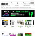 Click Frenzy/ Pick Frenzy @ Pick Pals - Chaos Card $20, Sparrows Night School Tux Edition $109, Sparrows Vorax $109