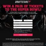 Win a Trip for 2 to The Superbowl (Valued at $15,000) from ESPN