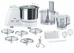Braun 3in1 Kitchen Machine KM3050WH - 70% off: $199 with Free Delivery from Harris Scarfe