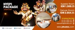 Nyepi Day (Silent Day) Hotel Packages 3D 2N Stay @ J4 Hotels Legian | AUD $130 [Bali, Indonesia]