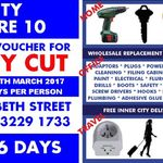 [BNE CBD] House Key Cut for $1 @ City Mitre 10 (Limit 5 - 1 Day Only) Friday 17th March 2017