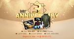 GearBest Birthday Competition: Win Xiaomi Desk Lamp / Nitecore Battery Charger / Xiaomi Earphones