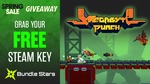 [PC] FREE Steam Key - Megabyte Punch (92% Positive) @Bundle Stars / Gleam.io