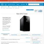Dell XPS Desktop i7-7700/ 16GB DDR4 RAM/ 256GB SSD/ 2TB HDD/ GTX1070 8GB $1819 (Was $2599) Delivered @ Dell