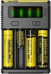 NITECORE New i4 Universal Smart Battery Charger USD $16.50 (~AUD $22.09) from Zapals