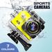 Full HD Waterproof Action Camera $45 (RRP $120) @ My Deal
