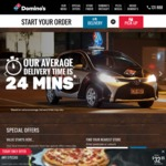 Any 3 Pizzas $27 Delivered @ Domino's [Exclusions Apply]