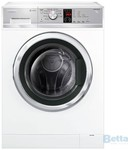 F&P 7.5kg Front Load Washer WH7560J3 $547 less $55 cashback & free delivery* @ Betta