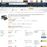 ASUS GTX 1070 TURBO AU $501.99 (US $397.37) Shipped from Amazon