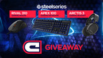 Win a SteelSeries Gaming Peripherals Bundle from Circa eSports