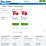 Vodafone 8GB Data Sim $8 - Nano or MultiFit (Standard/Mini/Micro) @ Harvey Norman