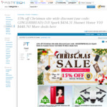 15% off Christmas Sitewide Discount @ FastTech