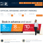 [Qld] Brisbane Airport 18% off Parking
