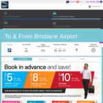 [QLD] 30% OFF Weekend Parking at Brisbane Airport