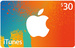 15% off iTunes Gift Cards: $30 GC for $25.50 | $50 GC for $42.50 @ Australia Post