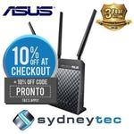 Asus RT-AC68U Dual Band Wireless AC1900 Gigabit Router $188 (Was $235) Delivered @ Sydneytec eBay