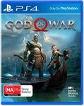 God of War PS4 $69 Delivered at Amazon AU (Preorder)
