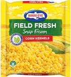 Birds Eye Corn Kernels Super Sweet 1kg $2.49 @ Woolworths